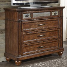 Enfield 5 Drawer Chest by Darby Home Co