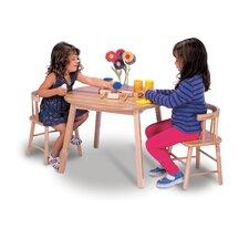 Bentwood-Back Kids Desk Chair