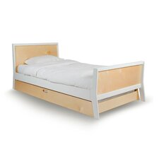 Sparrow Twin Panel Bed with Trundle