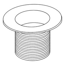 Delta Replacement Dome Grid Tub Drain Wayfair Supply