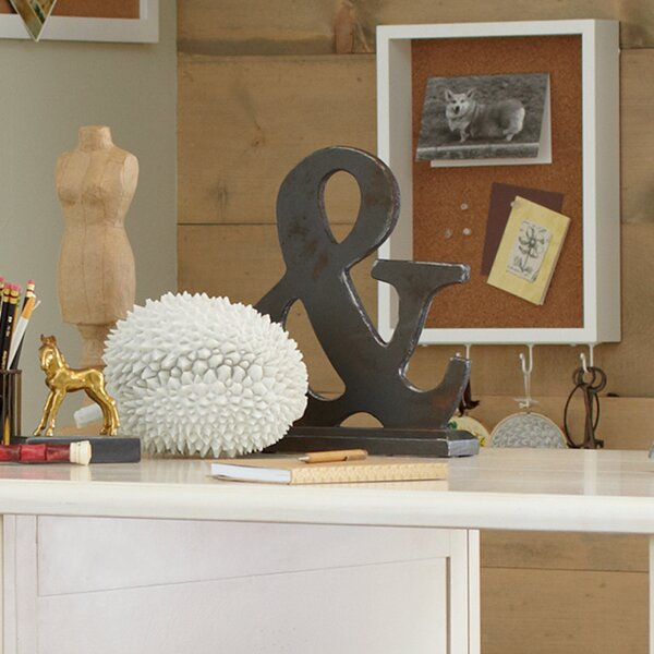 Birch lane ampersand decor reviews birch lane for Ampersand decor