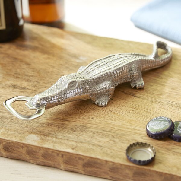 Birch lane crocodile bottle opener reviews birch lane - Alligator bottle opener ...