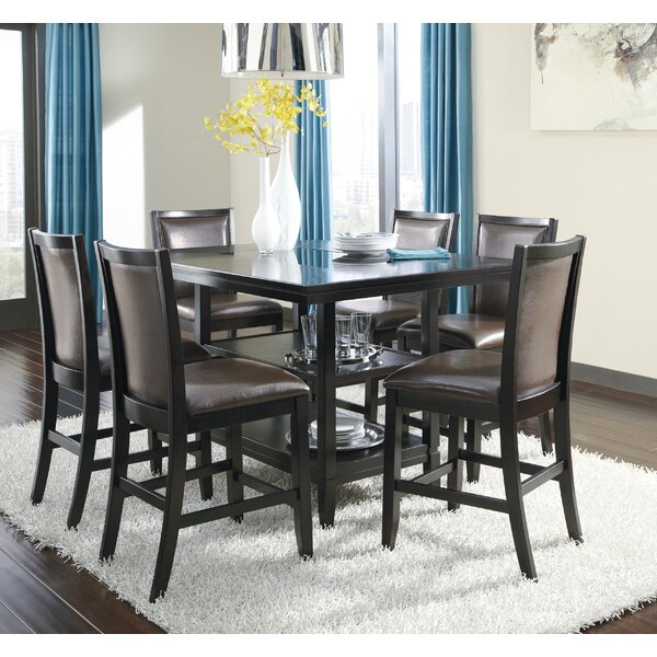 Trishelle Counter Height Dining Table amp Reviews Joss amp Main : Trishelle Counter Height Dining Table E661 43 from www.jossandmain.com size 600 x 600 jpeg 110kB