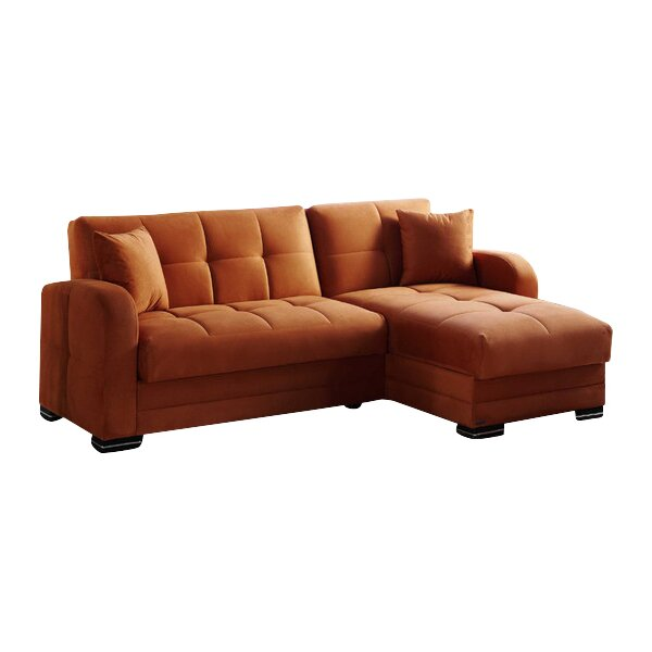 Malcom sectional sofa reviews joss main for Sectional sofa joss and main
