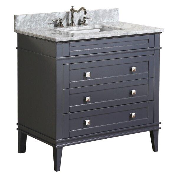 eleanor 36 quot single bathroom vanity set by kitchen bath