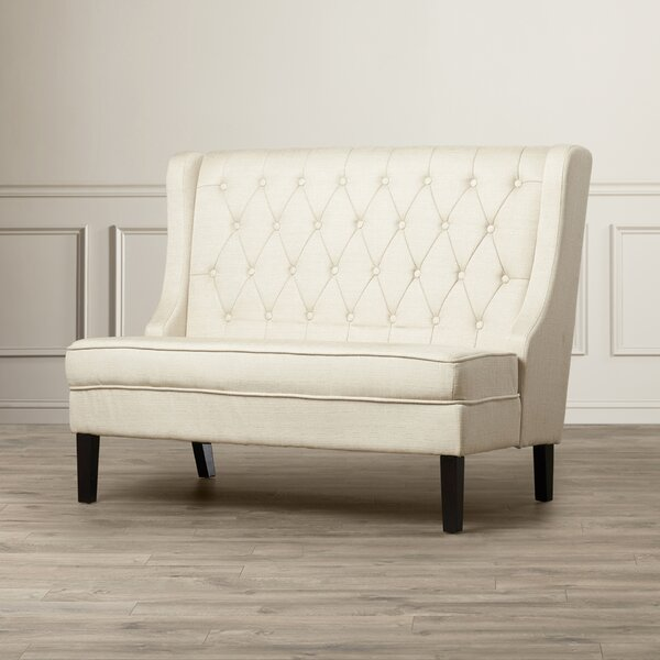 Tufted Dining Bench Banquette