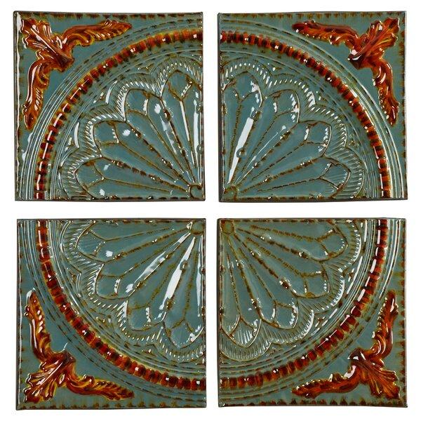 4 Piece Giolla Wall Decor Set : Piece medallion wall decor set reviews joss main