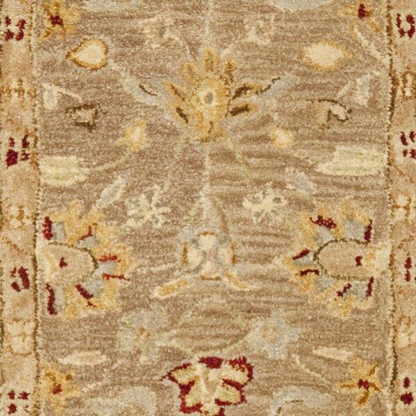 Marianna Ivory Amp Cream Oriental Wool Hand Tufted Area Rug