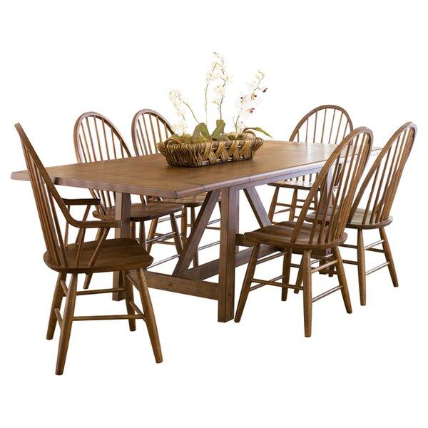 Farmhouse Extendable Dining Table & Reviews