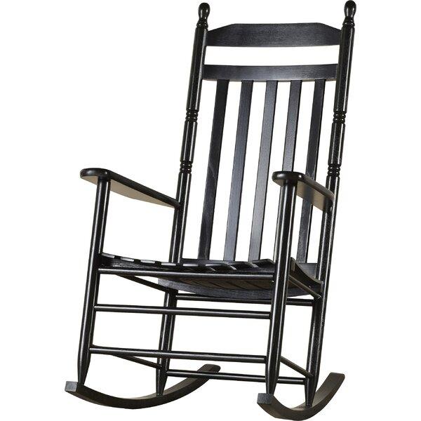 Alden Patio Rocking Chair Reviews Joss Main