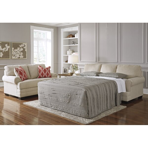 Ashley Furniture Redding Ca: August Grove Winn Queen Sleeper Sofa & Reviews