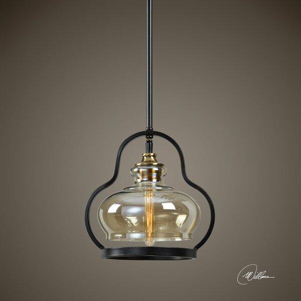 Trent Austin Design Springdale 1 Light Mini Pendant