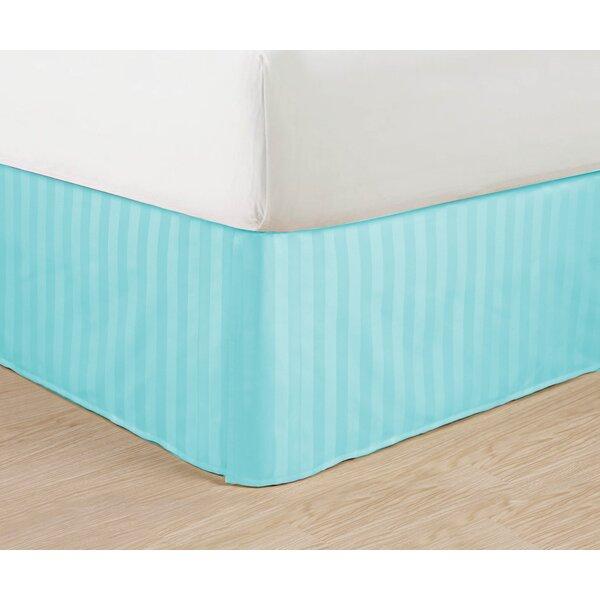 Stripe Bed Skirt 48