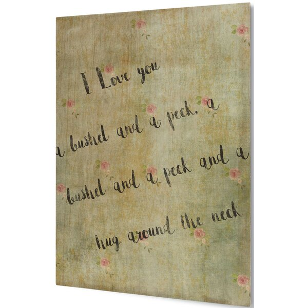 a bushel and a peck wall decor reviews joss main With kitchen cabinets lowes with bushel and a peck wall art
