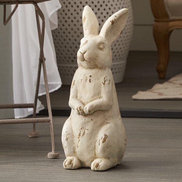 Standing Rabbit Figurine Amp Reviews Joss Amp Main