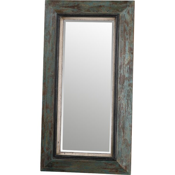 Bronx Distressed Leaner Mirror & Reviews
