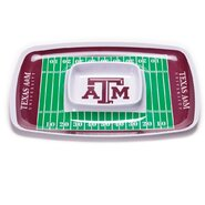 NCAA Melamine Chip and Dip Platter