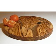 Olive Wood Round Cutting/Cheese Board