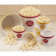 Popcorn Bucket (Set of 2)