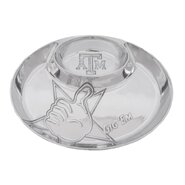 Collegiate Texas A&M Chip and Dip Tray