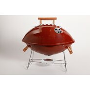 "8.5"" Football Charcoal Grill"