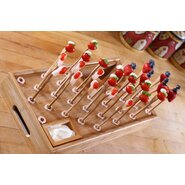 30 Piece Bamboo Appetizer Serving Tray Set