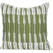 Paint Flecks Throw Pillow