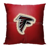 NFL Falcons Cotton Throw Pillow