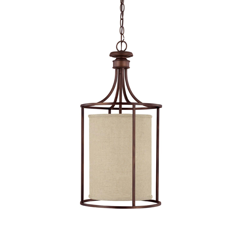 Foyer Ceiling Reviews : Capital lighting midtown light foyer pendant reviews