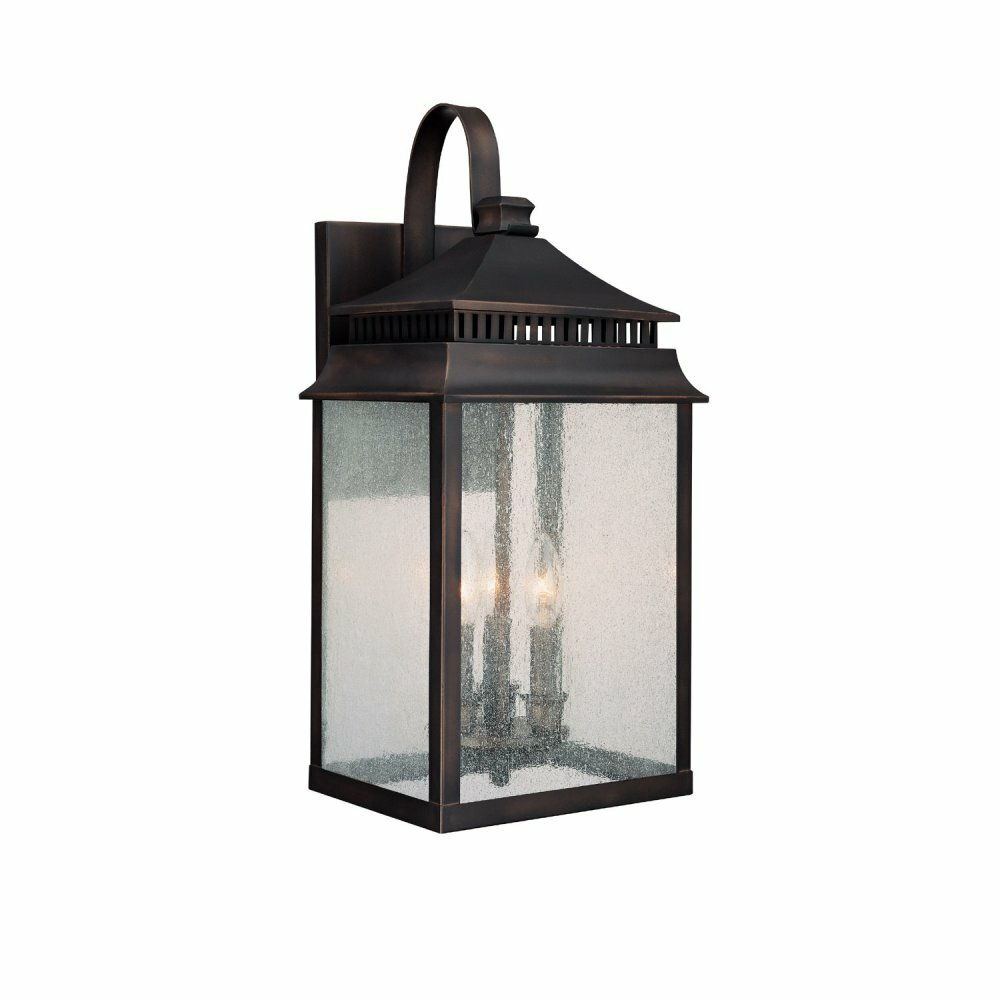 Wayfair Outdoor Wall Lights : Capital Lighting Sutter Creek 3 Light Outdoor Wall Lantern & Reviews Wayfair