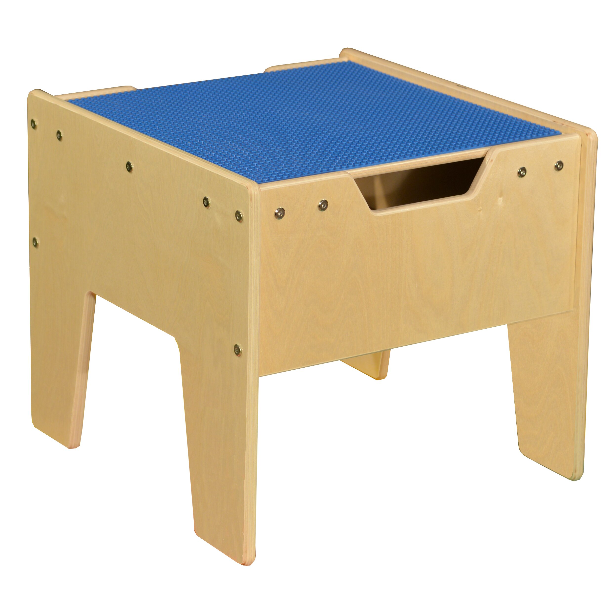 Contender Kids Rectangle Lego Table & Reviews