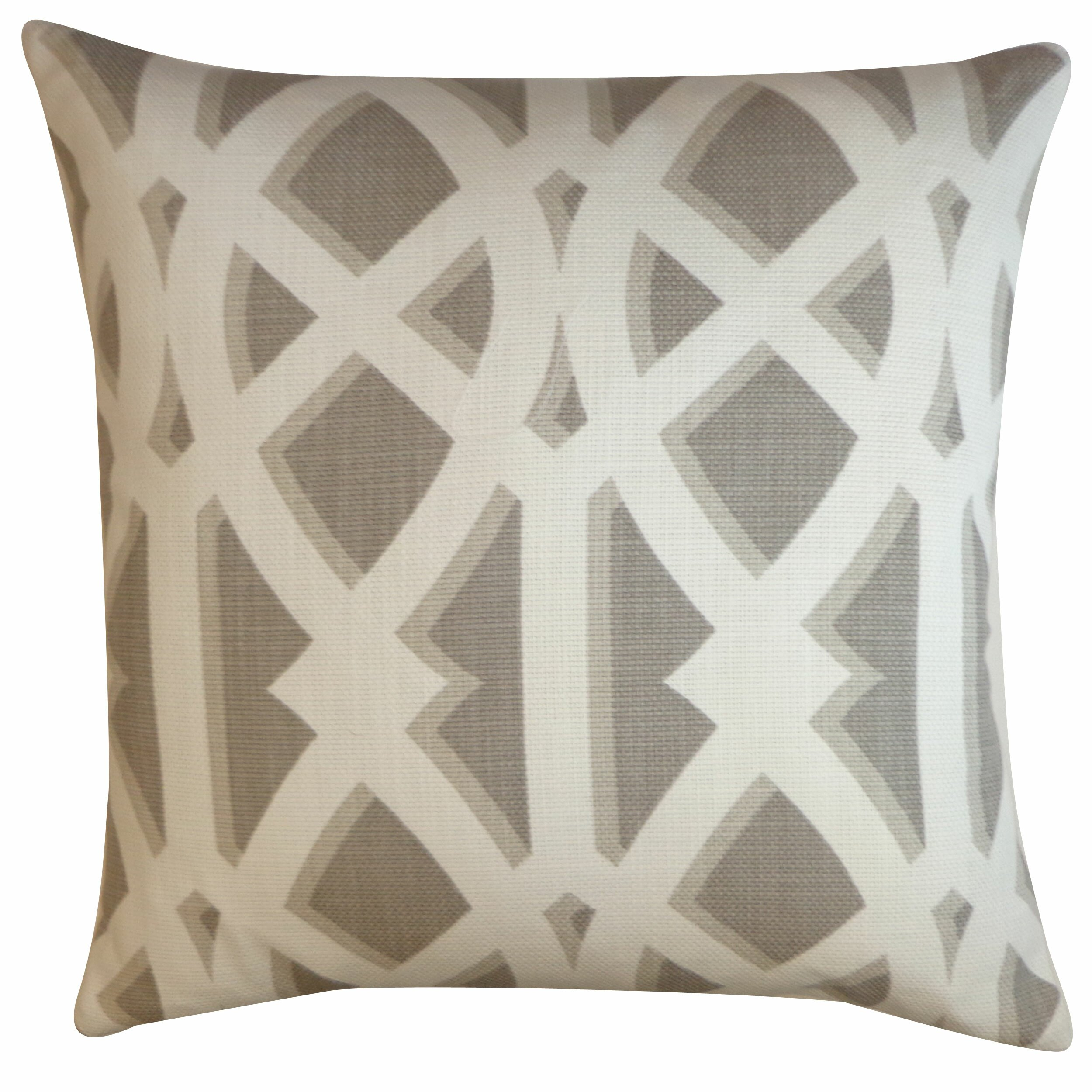 Jiti Decorative Pillows : Jiti Crossroads Cotton Throw Pillow & Reviews Wayfair