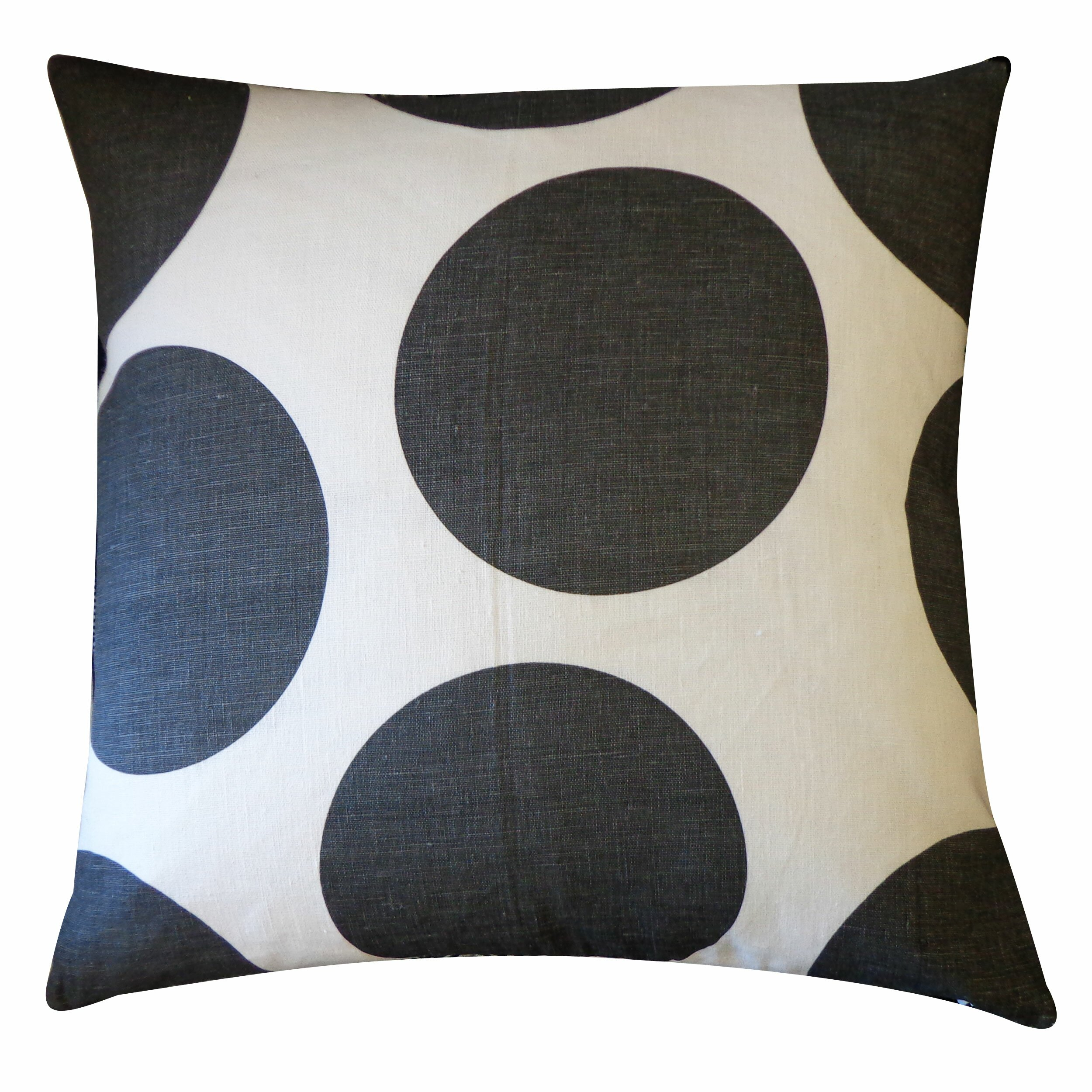Jiti Decorative Pillows : Jiti Ball Cotton Throw Pillow & Reviews Wayfair