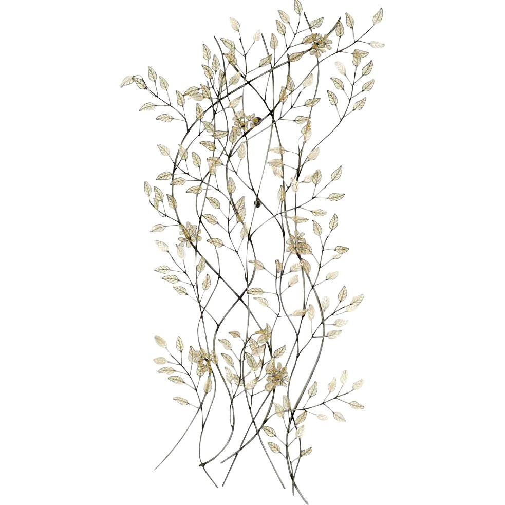 Falling Leaves Wall Decor : Paragon falling leaves wall decor reviews wayfair
