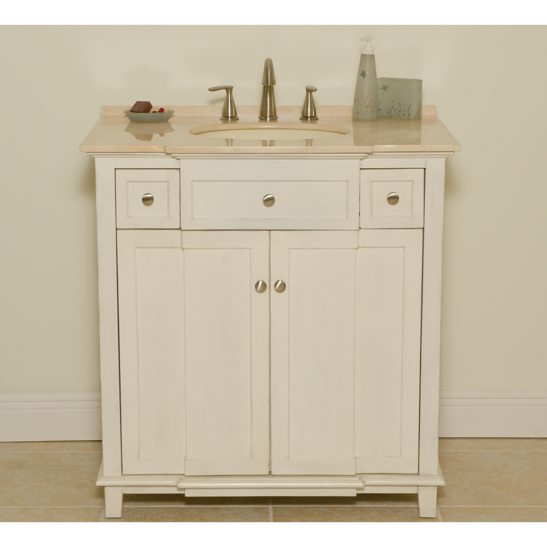 Whitewash Bathroom Vanity Bathroom Design Ideas .