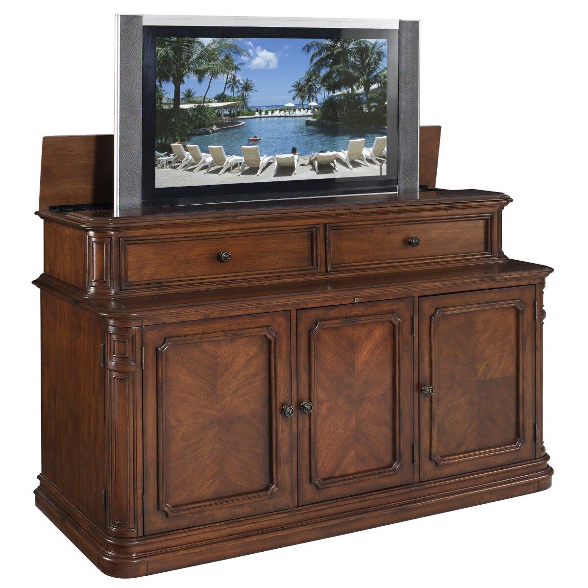 Tvliftcabinet Inc Banyan Creek Xl Tv Stand Wayfair
