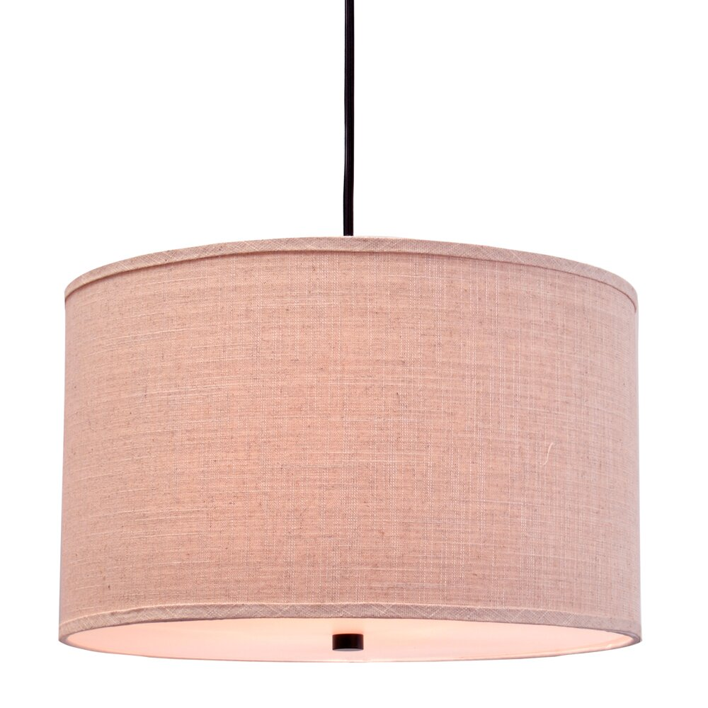 3 light drum pendant best lighting for sloped ceiling