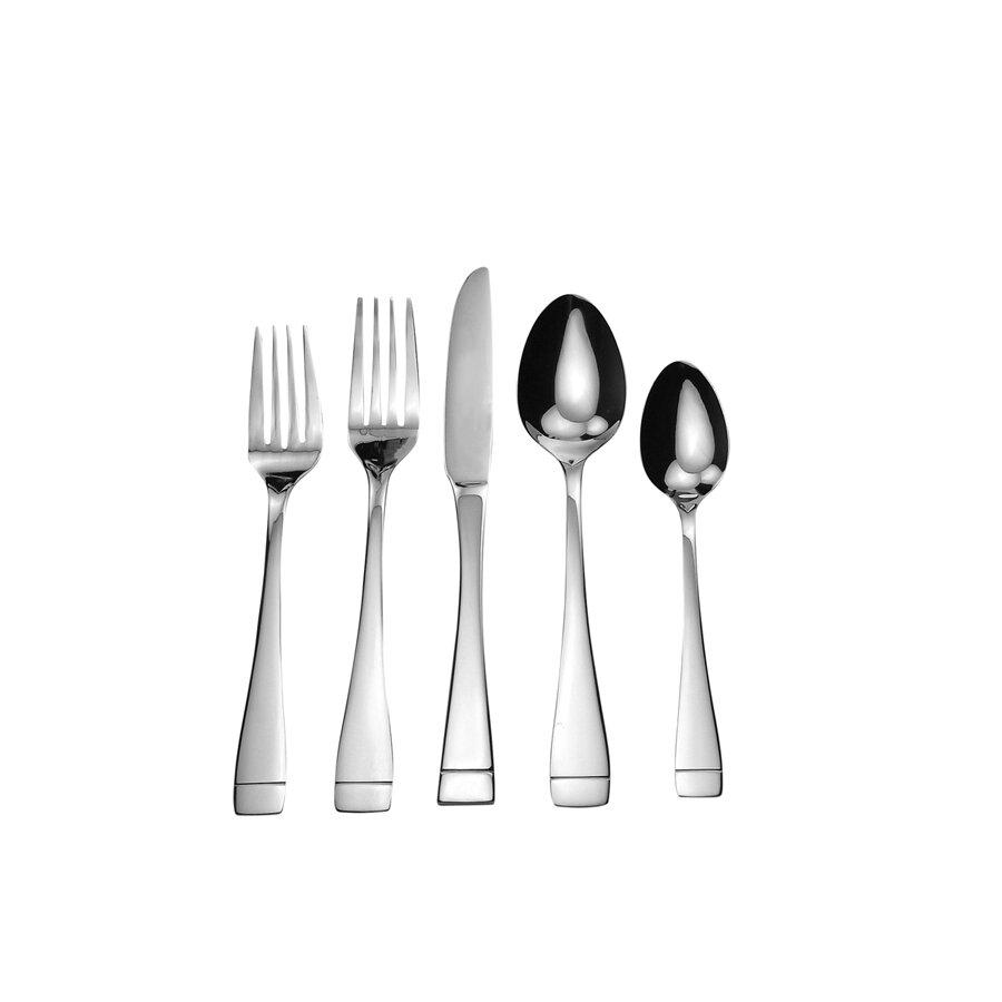 David shaw silverware splendide rita 20 piece flatware set wayfair - Splendide flatware ...