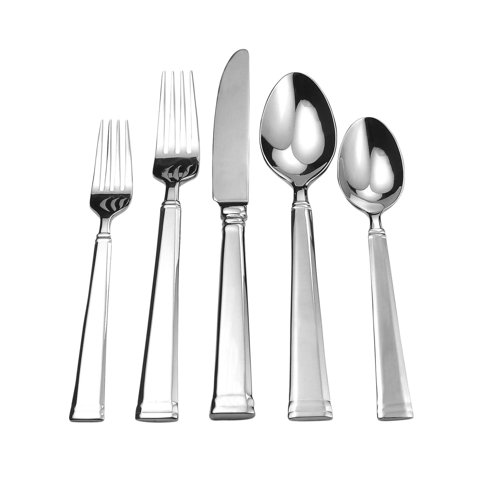 David Shaw Silverware Splendide Jena 20 Piece Flatware Set Wayfair