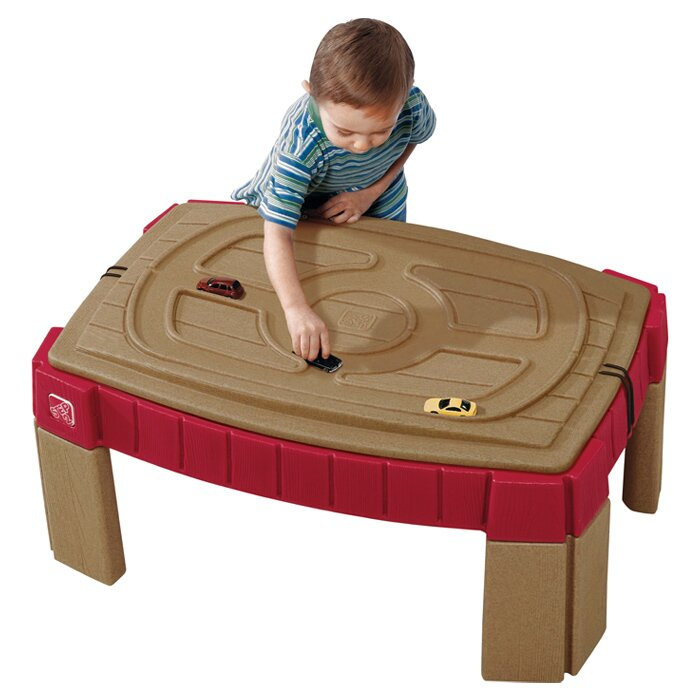 Step Naturally Playful Sand And Water Table