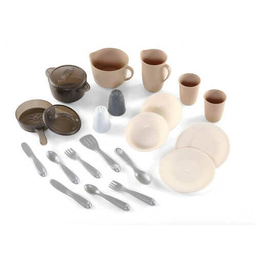 Step2 Lifestyle Dining Room 22 Piece Pots And Pans Play