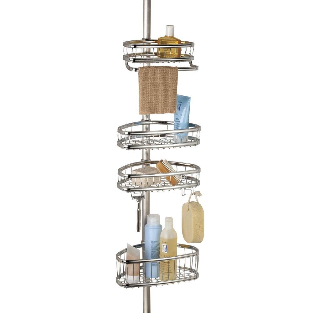 Interdesign york shower caddy reviews wayfair supply for Interdesign york