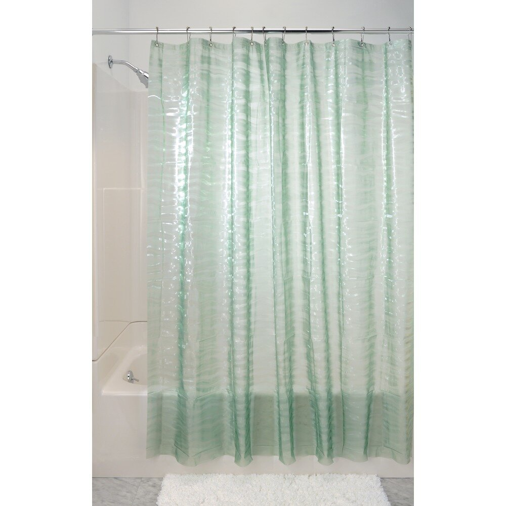Interdesign Ripplz Shower Curtain Wayfair