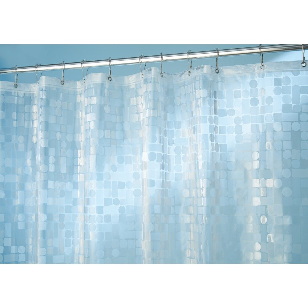 Interdesign Gigi Shower Curtain Liner Wayfair