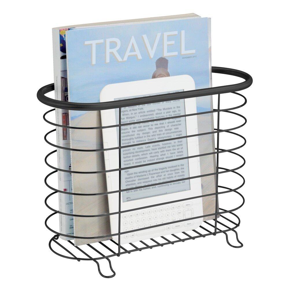 Interdesign forma magazine holder wayfair - Porte journaux design ...