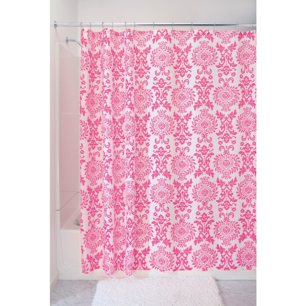 Interdesign Damask Shower Curtain Wayfair