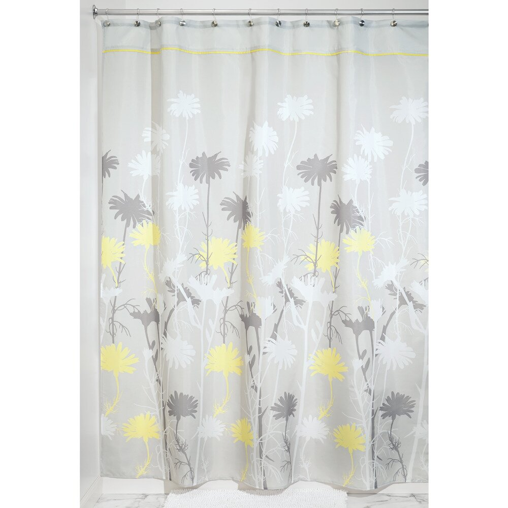 Interdesign Daizy Shower Curtain Wayfair