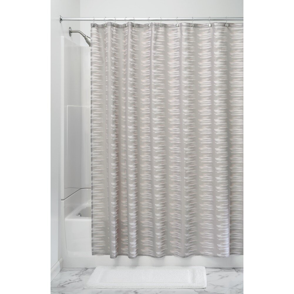 Interdesign Noah Shower Curtain Wayfair