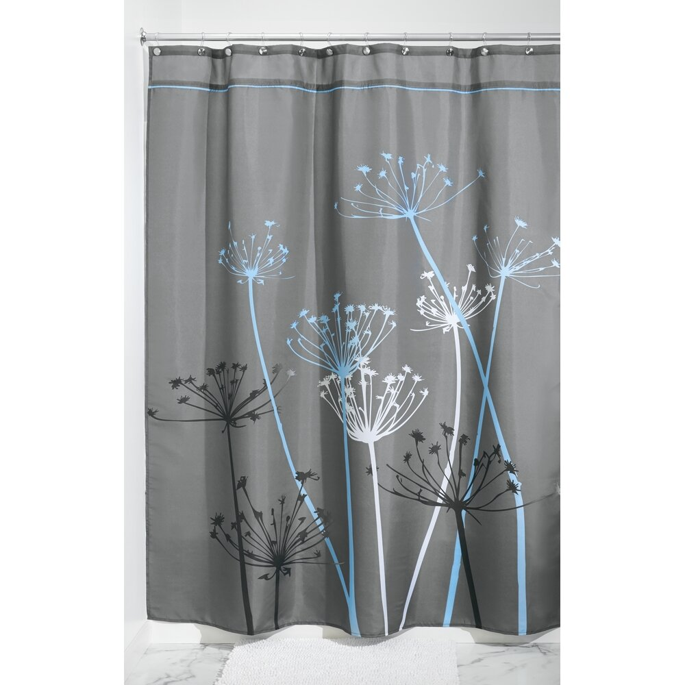 Interdesign Thistle Shower Curtain Wayfair