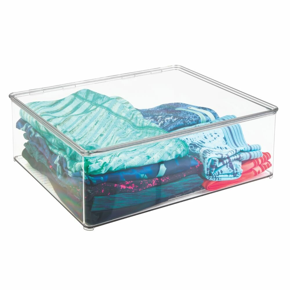 Interdesign Closet Clothing Box Wayfair
